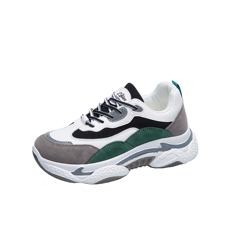 Dad Shoes Women's INS Fashion Spring New Style Casual Panda Athletic Shoes  Tenis Feminino  Shoes Woman