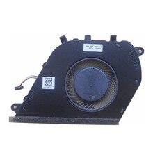 Ventilador de refrigeração da cpu para dell Inspiron15-7000 15 7570 dp/n 0y64h5 023.1009j. 0011 nd75b00-16m17