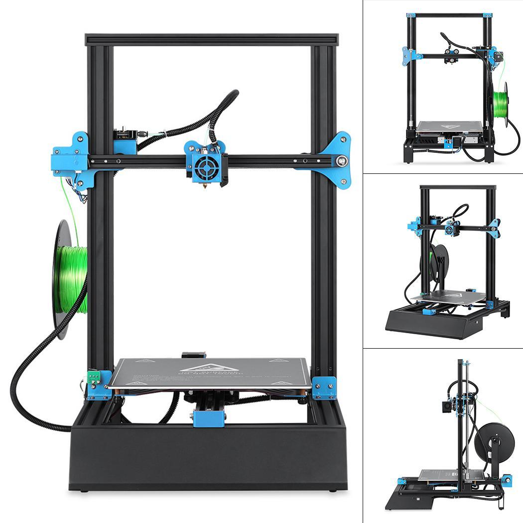 Practical Desktop High Precision 3D Printer Household 3D Home ABS, PLA, TPU Chinese, English Printer EU image