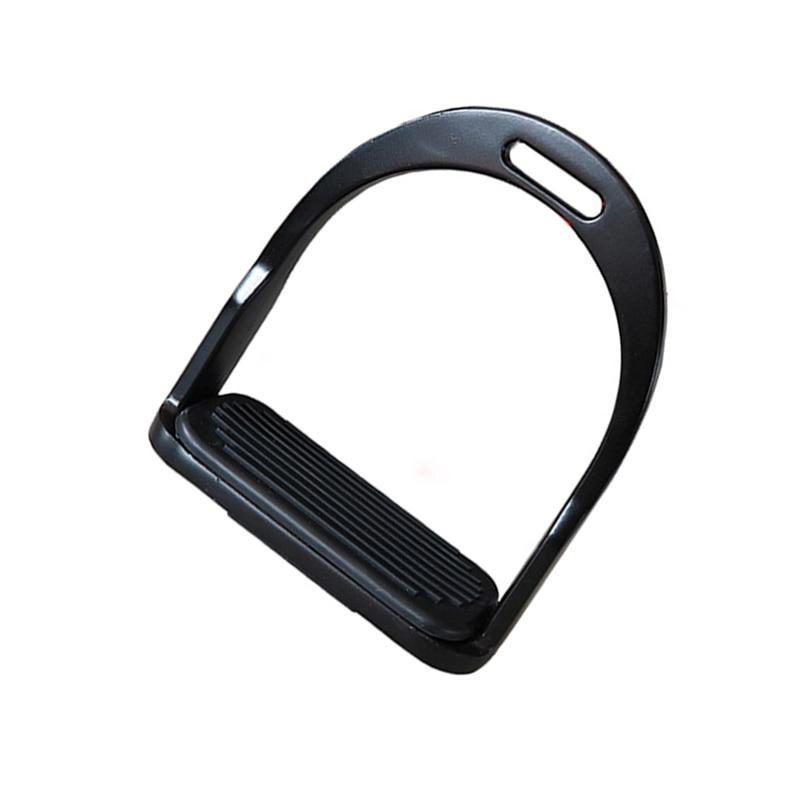 2 шт Конный прочный оборудование безопасности противоскользящие открытый широкий трек Пластиковые ЛОШАДИ СТРЕМЕНА для верховой езды удобные лошади педали