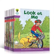 36 libri/set Oxford lettura libro a mano a livello di albero che aiuta il bambino a leggere la fonetica libro di storia inglese
