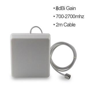 Image 4 - GSM 3g מהדר סלולארי נייד טלפון GSM 900 WCMDA UMTS 2100 mhz נייד אותות בוסטרים 3g אינטרנט נייד מגבר אנטנה