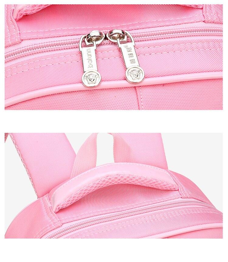 saco de bagagem trole mochila escolar meninas