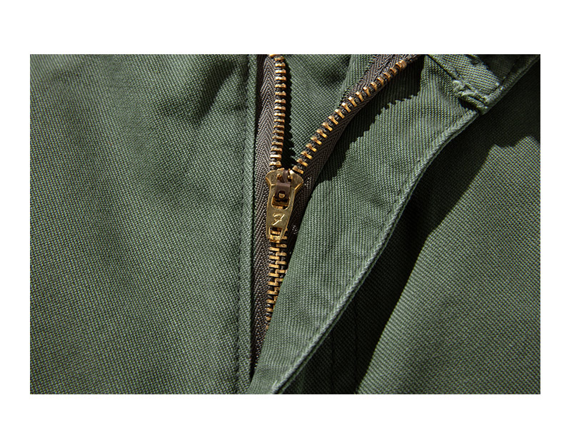 KSTUN 2020 Mens Military Cargo Pants Multi-pockets Baggy Men Cotton Pants Casual Overalls Army Oustdoor Tactical Trousers High Quality 28