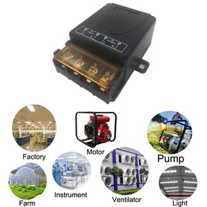 Image 4 - High Power 2000W 433MHz Wireless Remote Control AC 75V~220V Relay Receiver Module for Factory Farm Office Ventilation Pump LED