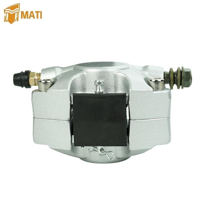 Купить rear disc brake caliper pump adapter for 50cc 70cc 90cc 110cc картинки