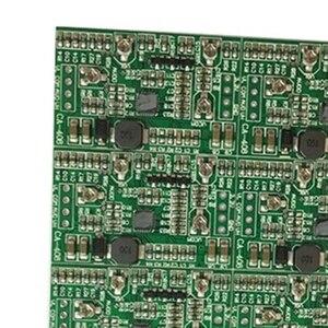 Image 5 - كامل دفعة لوحة تركيبية LCD TCON مجلس VGL VGH VCOM AVDD 4 قابل للتعديل Gold 92E