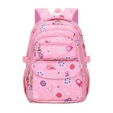 school bags for girls waterproof bookbag student orthopedic backpack children backpacks kids girl gift