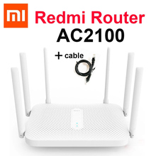 MI Repeater Router Xiaomi Redmi Wireless Wifi Dual-Band 2033mbps Smart Ram-Game 128M