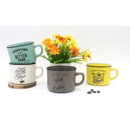Lot 10 Cups Phrases English
