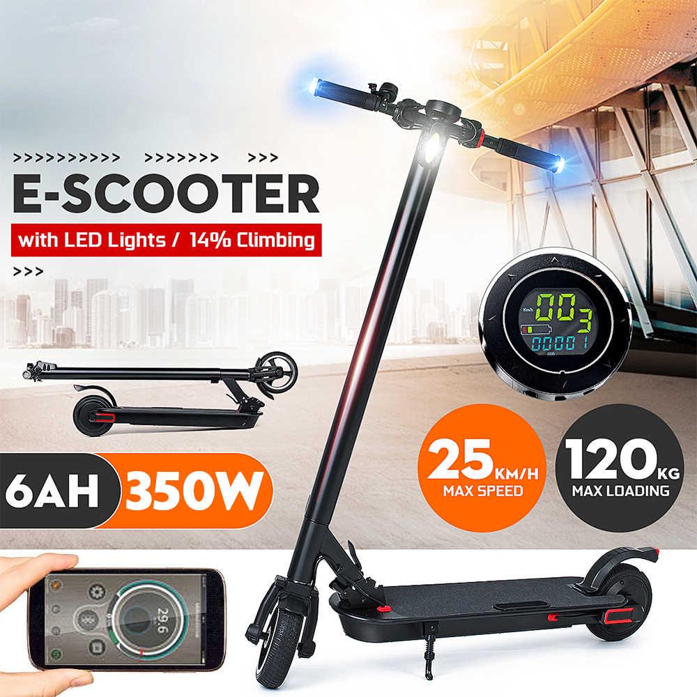 Nueva bicicleta Scooter eléctrica para adultos, inteligente, plegable, tabla larga, tabla flotante, monopatín, bicicleta eléctrica con luz LED, 2 ruedas
