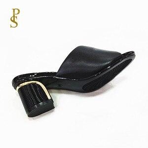 Image 5 - Chaussons pour femmes chaussons pour femmes nigérians avec diamants pour chaussures pour femmes