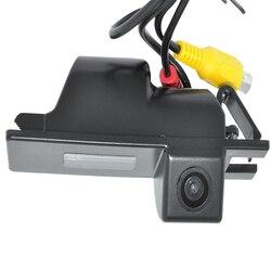 Tylna kamera samochodowa kamera cofania i parkowania dla opla Astra Corsa Meriva Vectra Zafira w Kamery pojazdowe od Samochody i motocykle na