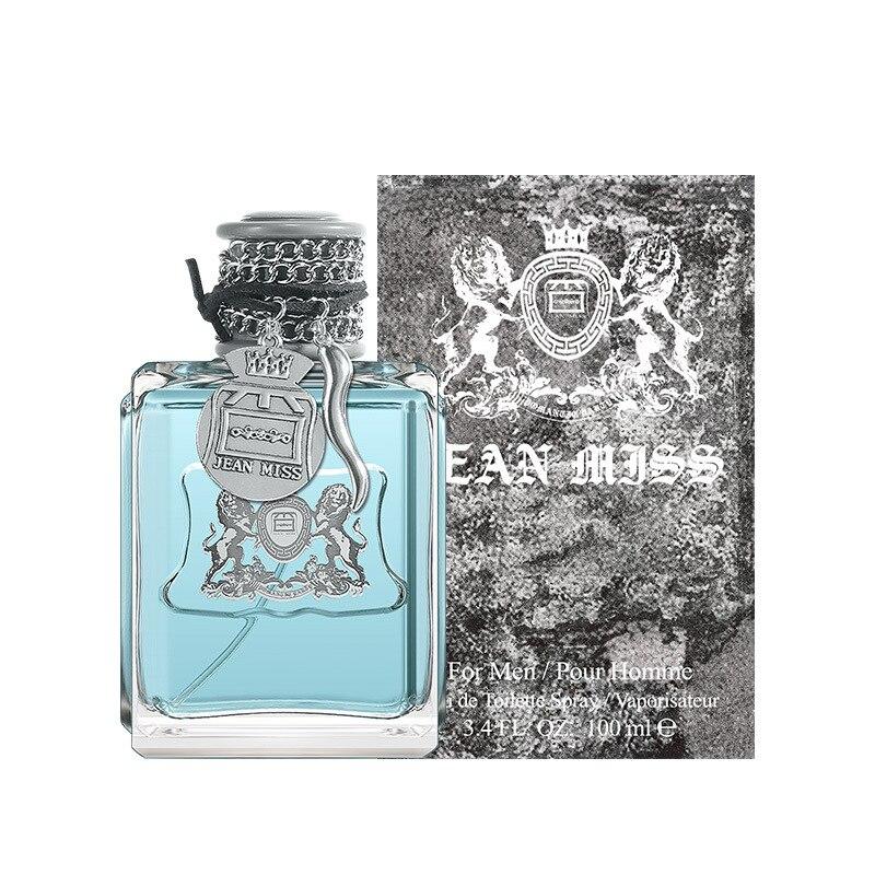 JEAN MISS 100ML Perfume For Men Long Lasting Eau de Toilette Temptation Pheromones Parfum Male Spray Bottle Cologne Fragrance 1