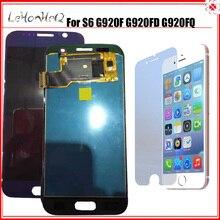 Test TFT LCD For Samsung Galaxy S6 G920F G920I G920FD G920FQ G9208 G920S G920K Touch Screen Digitizer AssemblyLCD Display