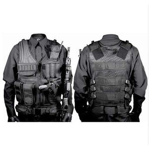 Vest Jacket Tactical-Vest Security-Clothes Chest-Rig Camping-Accessories Molle Army Hunting