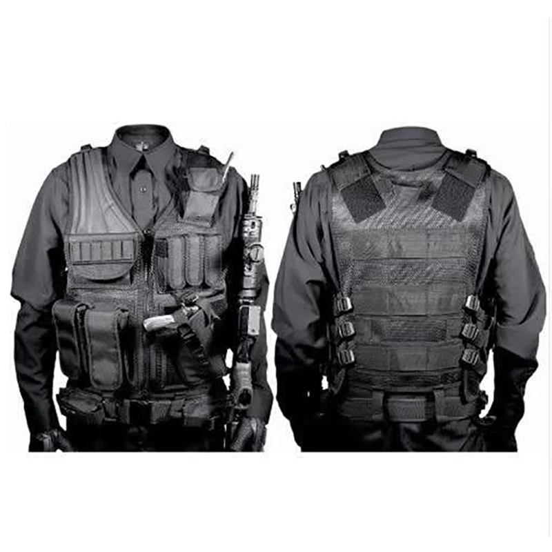 Hunting Security Clothes Swat Tactical Vest Swat Jacket Chest Rig Multi-Pocket SWAT Army CS Hunting Vest Camping Accessories