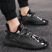 2020 Casual Shoes Men Sneakers Light Flyknit Mens S