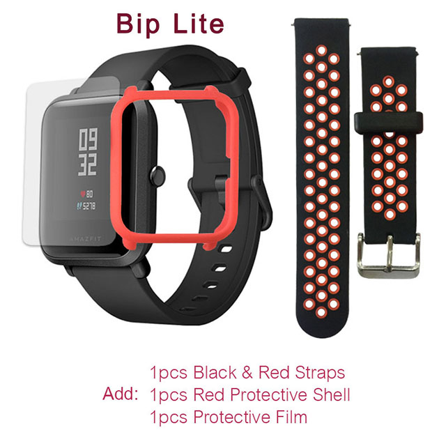 Global Version Amazfit Bip Lite Huami Smart Watch 1.28inch Dispaly Waterproof 45 days Battery Life New Arrival