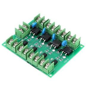 Image 1 - F5305S Mosfet Module PWM Input Steady 4 Channels 4 Route Pulse Trigger Switch DC Controller E switch MOS FET Field Effect Switch