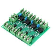 F5305S Mosfet Module PWM Input Steady 4 Kanalen 4 Route Pulse Trigger Switch DC Controller E switch MOS FET veld Effect Schakelaar