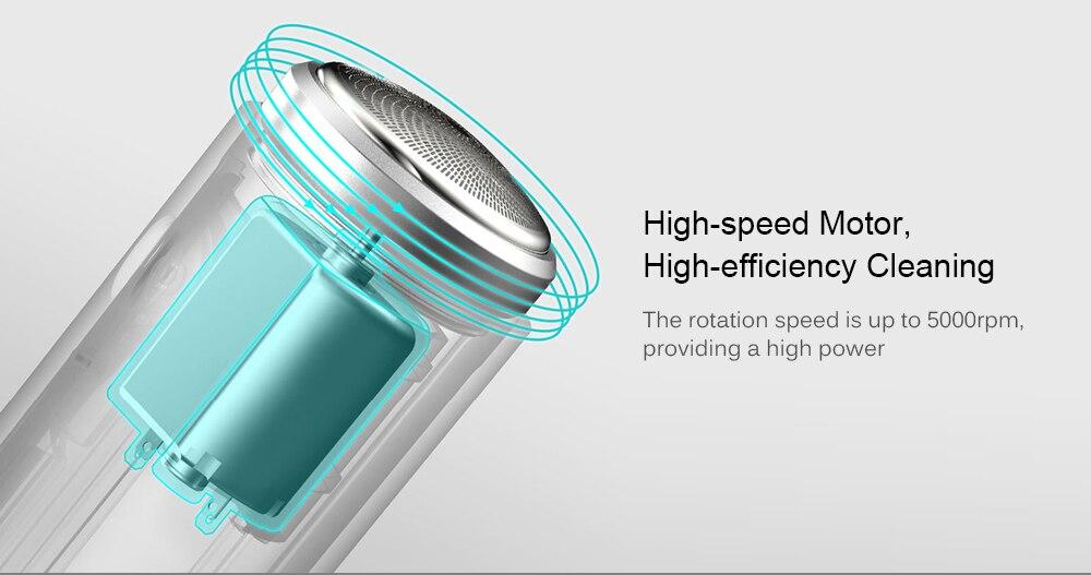 Xiaomi SOOCAS PINJING ED1 Electric Shaver 8