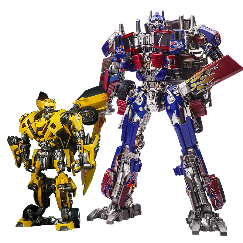 Transformation Action Figure Toy OP Commander Bee <font><b>Weijiang</b></font> SS05 M03 MPP10 M01 2in1 Set Movie Model Deformation Car Robot Figma image