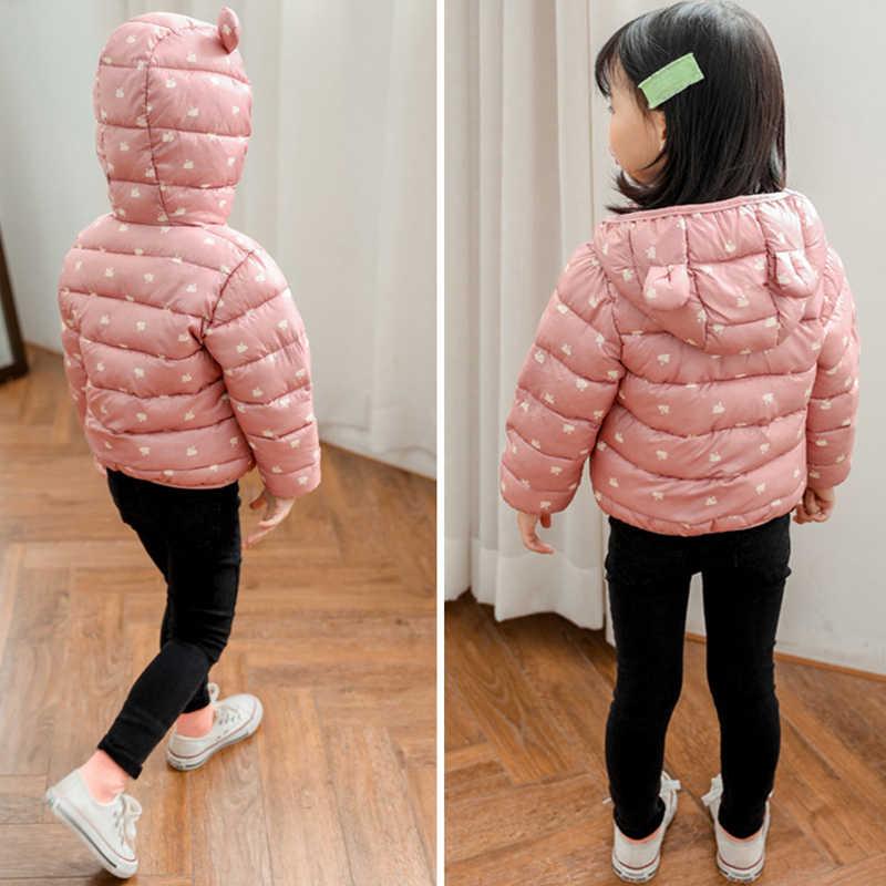 2020 סתיו חורף תינוק בנות מעילים לילדים חם סלעית הלבשה עליונה תינוק ילד מעיל תינוק מעיל מעילי יילוד תינוקות בגדים