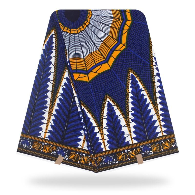 New Guaranteed Real Dutch Wax Prints In Original Wax 100% Cotton Veritable Wax Veritable African Ankara Fabric