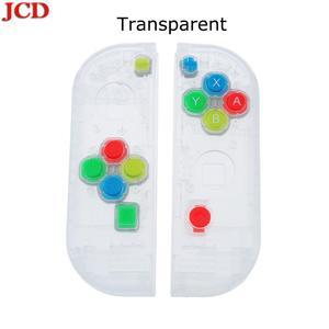 Image 4 - Custodia protettiva per custodia JCD fai da te per Nintendo per Switch NS Controller per Joy Con nuove custodie protettive di ricambio per Nintendo