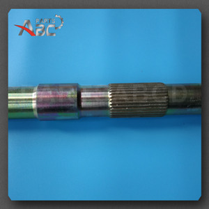 Image 2 - D300 BY300 Rear Axle for Buyang 300CC ATV 4.1.01.0041 rear shaft