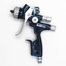 Novo stype alta qualidade pistola 7000x rp pro profissional 1.3mm gravidade pistola de pintura pulverizador