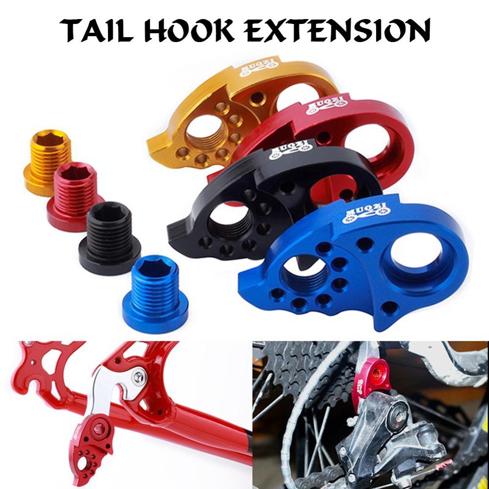 Mountain Bike Bicycle Tail Hook Bike Gear Mech Rear Derailleur Hanger Cycling