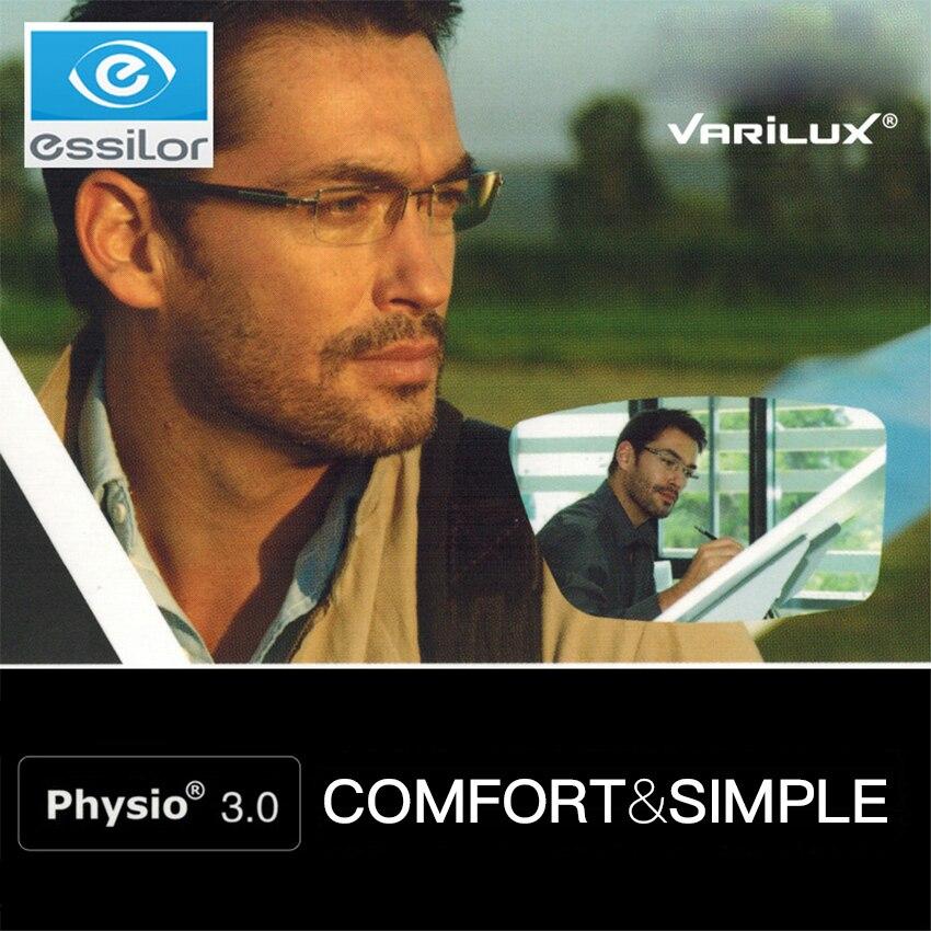 Essilor Varilux Physio 3.0 Multifocal Glasses Lenses 1.50 1.59 1.60 1.67 1.74 Progressive Lenses 1 Pair