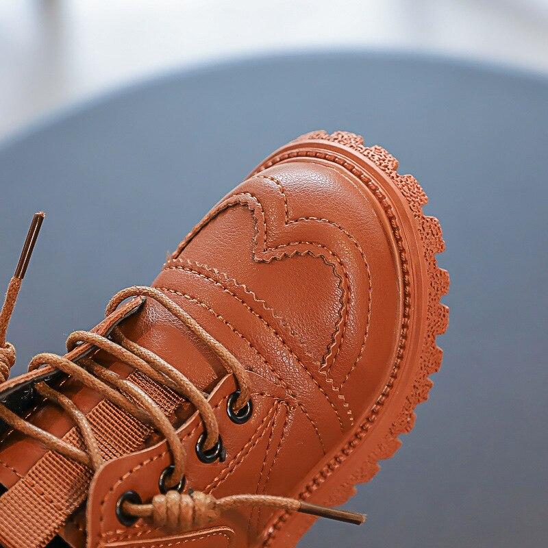 botas de pelúcia para meninos e meninas,