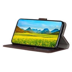 Image 5 - สำหรับ LG Stylo5 K40 K50 G8 G8S Thinq Q60 W30 W10 K12 Plus X4 V50 Thinq 5G w /แม่เหล็กกระเป๋าสตางค์ผู้ถือบัตรบัตรเครดิตฝาครอบ