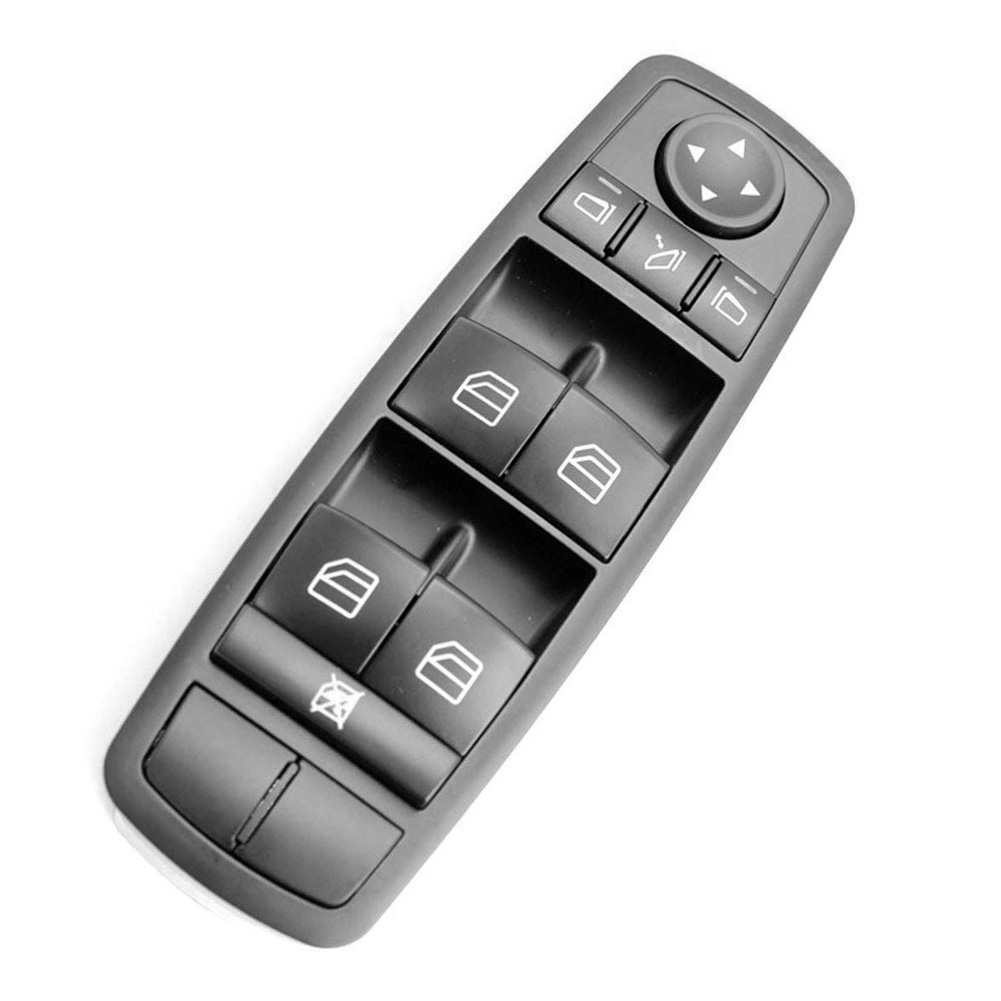 Power Window Switch for Mercedes Benz W164 ML500 ML350 GL350 R320 W251 A2518300290 S55|Intelligent Window Closer| |  - title=
