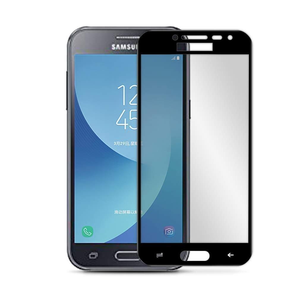 Антишпионское закаленное 3d-стекло с полным покрытием для SAMSUNG Galaxy J2 Pro, антибликовое закаленное стекло для SAMSUNG J2 Pro, Защита экрана для конфид...