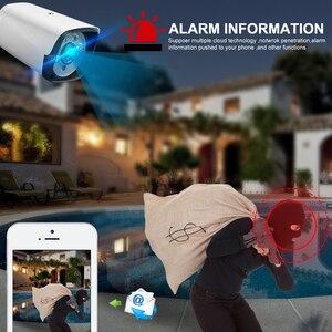 Image 4 - 4CH 1080P HDMI POE NVR Kit CCTV Security System IR Outdoor Audio IP Camera P2P Video Surveillance IP66 Waterproof Set