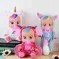 Cry Doll Baby10-Inch Cry Tears Doll 2 поколение Игрушки для девочек подарок для малышей