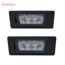 Pcs LED License Plate Lamp Para Jetta A1 2 A3 A4 A5 A6 A7 Q3 Q5 TT 4GD 943 021 4G0 943 021 5N0 943 021 3AF 943 021 UM