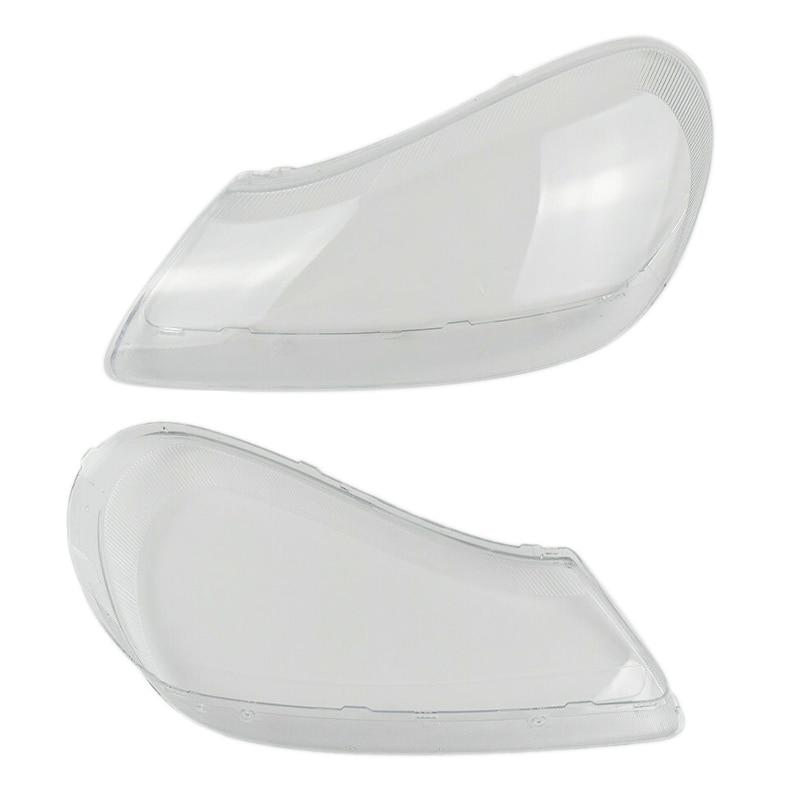 For-Porsche Cayenne 2008-2010 Headlight Shell Lamp Shade Transparent Lens Cover Headlight Glass Headlamp Cover