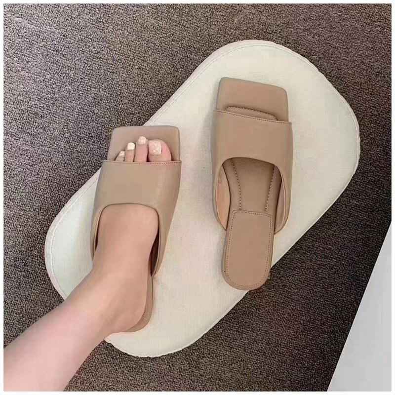 Suojialun 2021 novo verão feminino chinelo moda