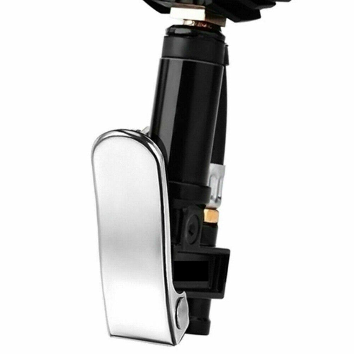 200 фунтов/кв. дюйм Надувное устройство для автомобильных шин с ЖК-дисплеем Манометр воздушный патрон и шланг пистолет Тип Автомобильный ман...