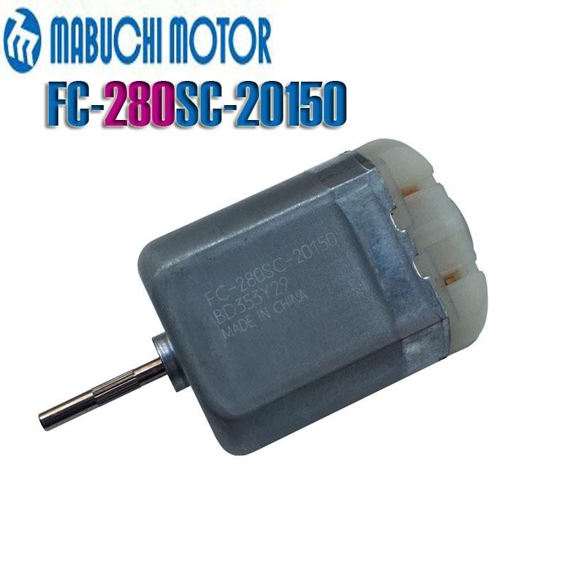 Mabuchi FC-280SC-14260 DC 12V Motor for Car Door Lock Actuator Rearview Mirror