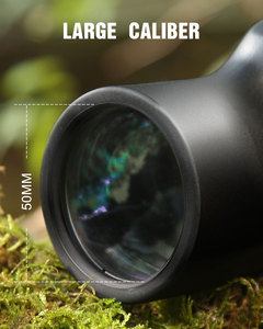 Image 3 - Eyeskey Monocular con Zoom 10 30x50, Prisma Bak4, Monocular potente, impermeable, artículos de caza para acampar con trípode