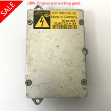 1X YCK Original 5DV 008 290 00 5DV00829000 5DV008290 00 A6 220 219 Xenon Headlight D2S D2R Ballast USED Car Light Accessories
