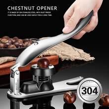 VKTECH – pince à écrou en acier inoxydable, éplucheuse, pince en métal, antidérapante, Gadget de cuisine à main, économie de travail