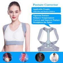 Adjustable Back Posture Corrector Therapy Corset Spine Orthosis Back Support Belt Back Support Posture Correction Bandage