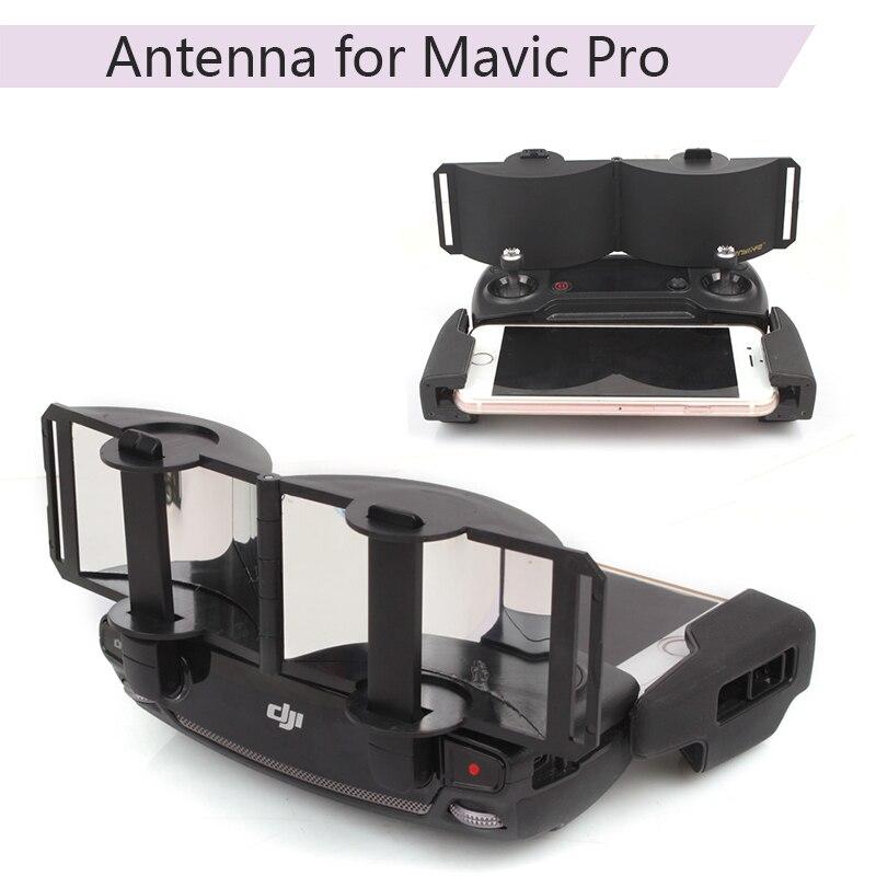 Enhancer For DJI Mavic Pro Air Mavic 2 Pro Zoom Mavic Mini Antenna Signal Booster Amplifier Range Extender Remote Controller